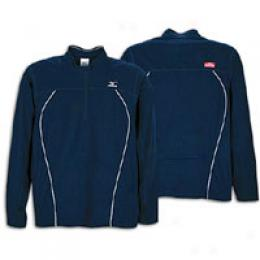Mizuno Men's Breath Thermo Fleece Half-zip