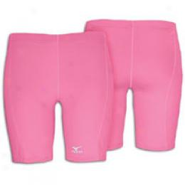 Mizuno Women's Low Rise Sliding Compression Short