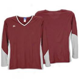 Mizuno Women's Storm Long Sleeve Jersey
