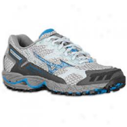 Mizuno Women's W Wave Ascend 4