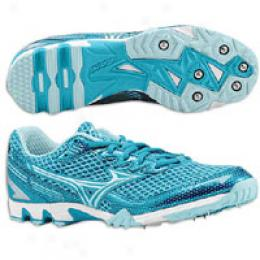 Mizuno Women's Wave Kaze 4 Spike