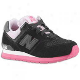 New Balance Big Kids 574 Suede