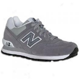 New Balance Little Kids 574 Nubuck