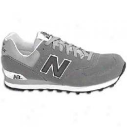 New Balance Men's 574 Nubuck 2e