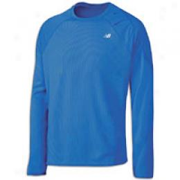 New Balance Men's Nbx Cocona L/s Top