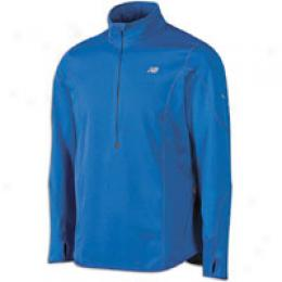 New Equalize Men's Nbx Wind Blocker 1/2 Zip