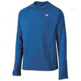 New Balance Men's Texturetech L/s 3.0 Top