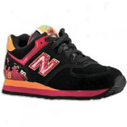 New Balance Toddlers 574 Sesame Street