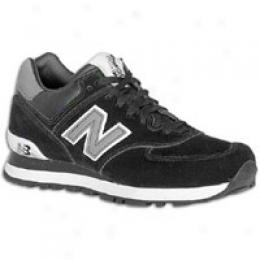New Balance Women's 574 Nubuck