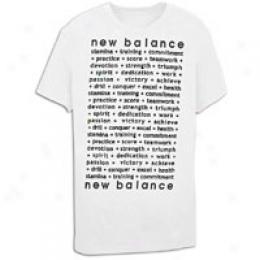 New Balance Wimen's Inspiration Tee