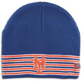New Era Men's 5 Stripe Knit