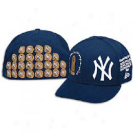 New Era Men's Mlb Champions Rings Cap
