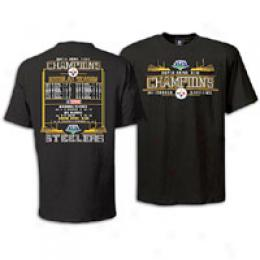 Nfl Men's Sb Xliii Champion Schedule T