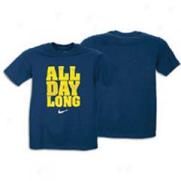 Nike Big Kids All Day S/s Tee