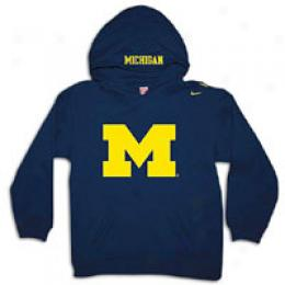 Nike Big Kids Ncaa Flea Flicker Hoody