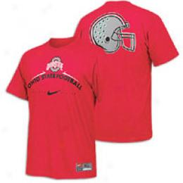 Nike Big Kids Ncaa Practice Tee