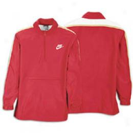 Nike Big Kids Packable HalfZ ip Jacket