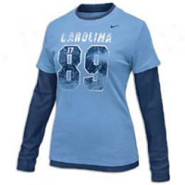 Nike College Ls Double Layer T - Women's