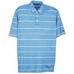 Nike Golf Men's Tw Dri-fit Dispersed Stripe Polo