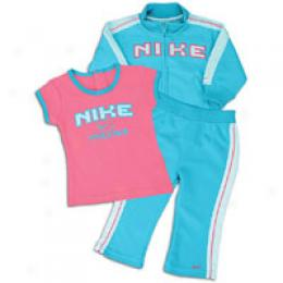 Nike Infants 3 Piece Tricot Set