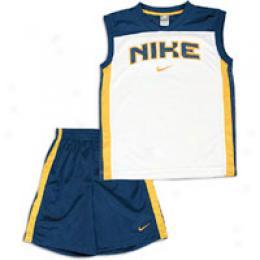 Nike Infants Mesh Sleeveless Short Set