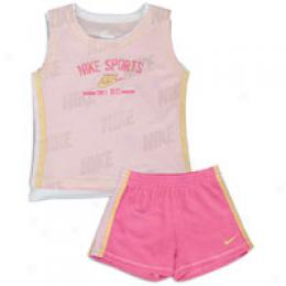 Nike Infants Tank Short Set