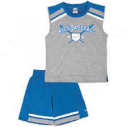 Nike Little Kids Baseball Sleeveless Set