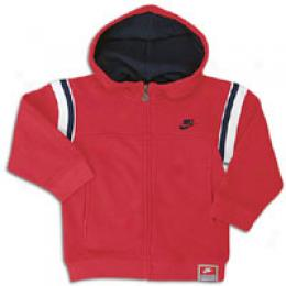 Nike Little Kids Full Cover fleecily Zip