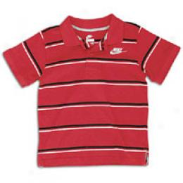 Nike Little Kids Futura Stripe Polo