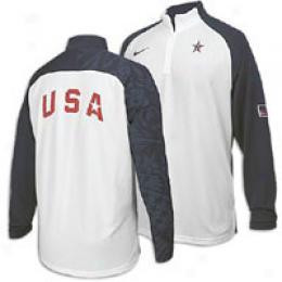 Nike Men's Beijing 2008 Ls Shooting Shirt