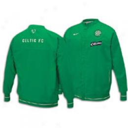 Nike Men's Celtic Line Up Jacket