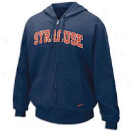 Nike Men's Classic College F/zip Hoody