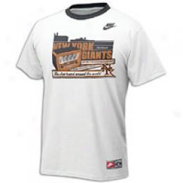 Nike Men's Coopertown Ringer Tee