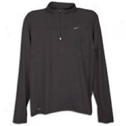 Nike Men's Dri-fit Distance 1/2 Zip