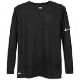 Nike Men's Dri-fit Pre Thermal Long-sleeve Crew