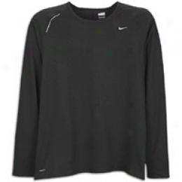Nike Men's Dri-fit Uv L/s Top