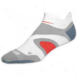 Nike Men's Elite Structure Cushioned Low Socks