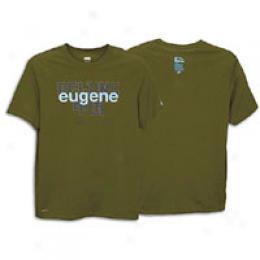 Nike Men's Eugene-beijing Short Sleeve Tee