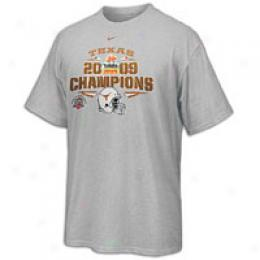 Nike Men's Fiesta Bowl Champs Lr Tee
