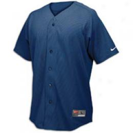 Nike Men's Exactly Button Mesh Jersey