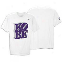 Nike Men's Kobe Block S/s Tee