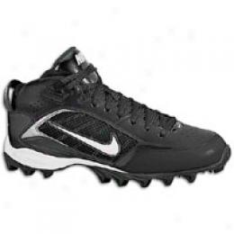 Nike Men's Land Shark Mid Wide