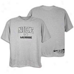 Nike Men's Lax Dri-fit Training Tee