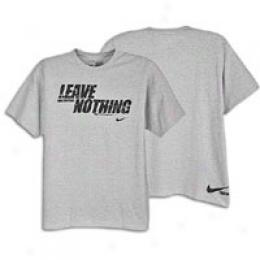 Nike Men's Leave Noothing S/s T