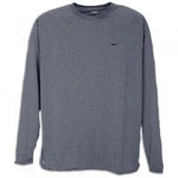 Nike Men's Lightweight Dri-fit Long-sleeve Tee