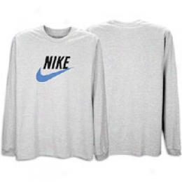 Nike Men's Long-sleeve Futura Tee