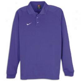 Nike Men's Long-sleeve Polo