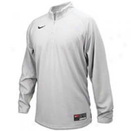 Nike Men's Long Sleeve Shoot Around Shirt