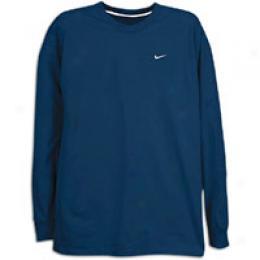 Nike Men's L/s Swoosh T