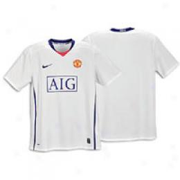 Nike Men's Mancgester United Away Replica Jsy